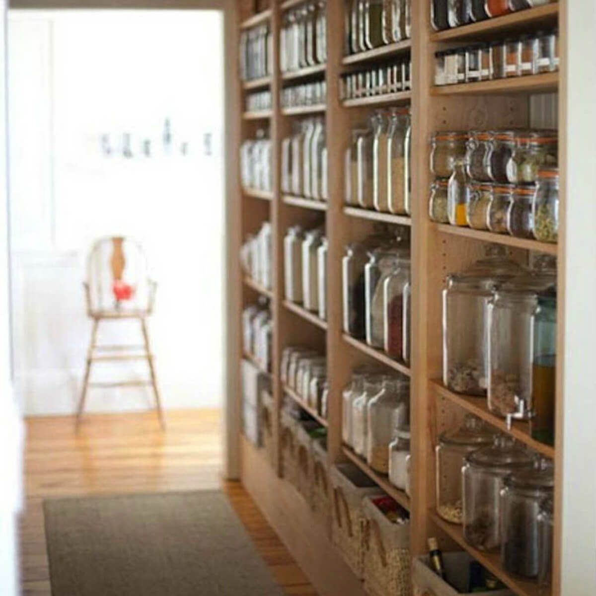Closet Pantry 10 Genius Ideas For Building A Pantry The Family Handyman