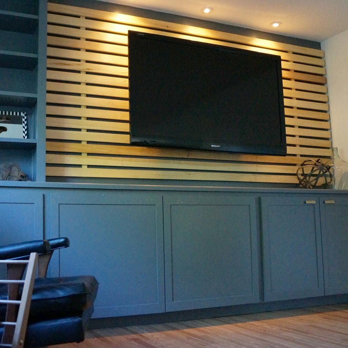 Wood Wall Behind Tv Tv Wall Mount Ideas And Other Tv Installation Ideas Family Handyman