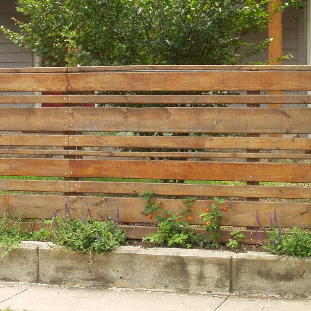 Modern Farmhouse Fence Yard Fencing 10 Modern Fence Ideas Family Handyman The