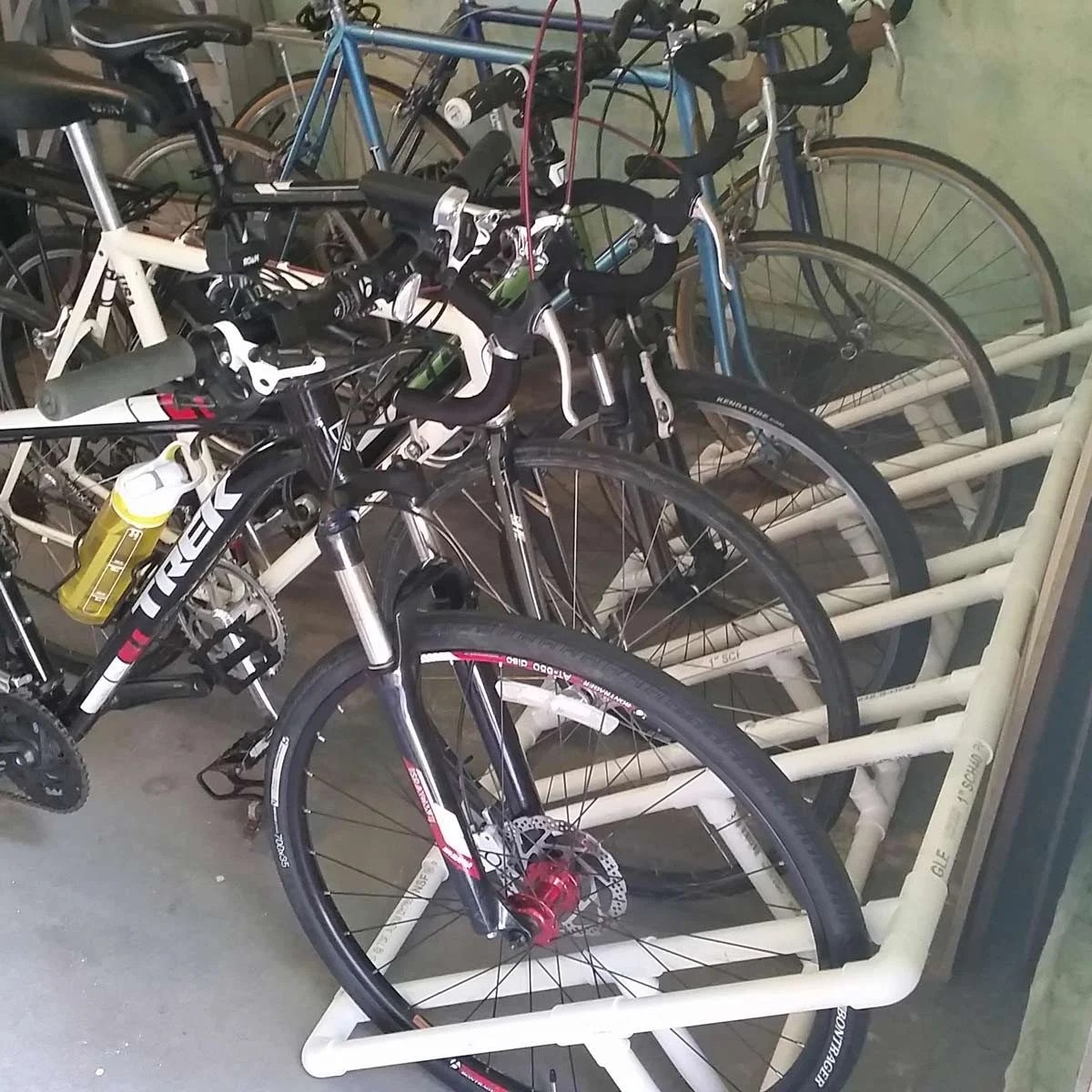 2 Car Garage Bike Storage The 56 Most Brilliant Pvc Hacks You Ve Ever Seen Family Handyman