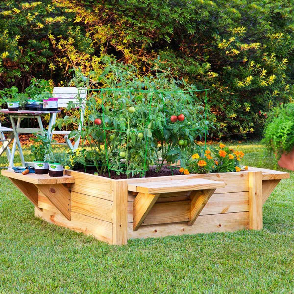 Simple Planters Diy Outdoor Planters Bench Architectural Design