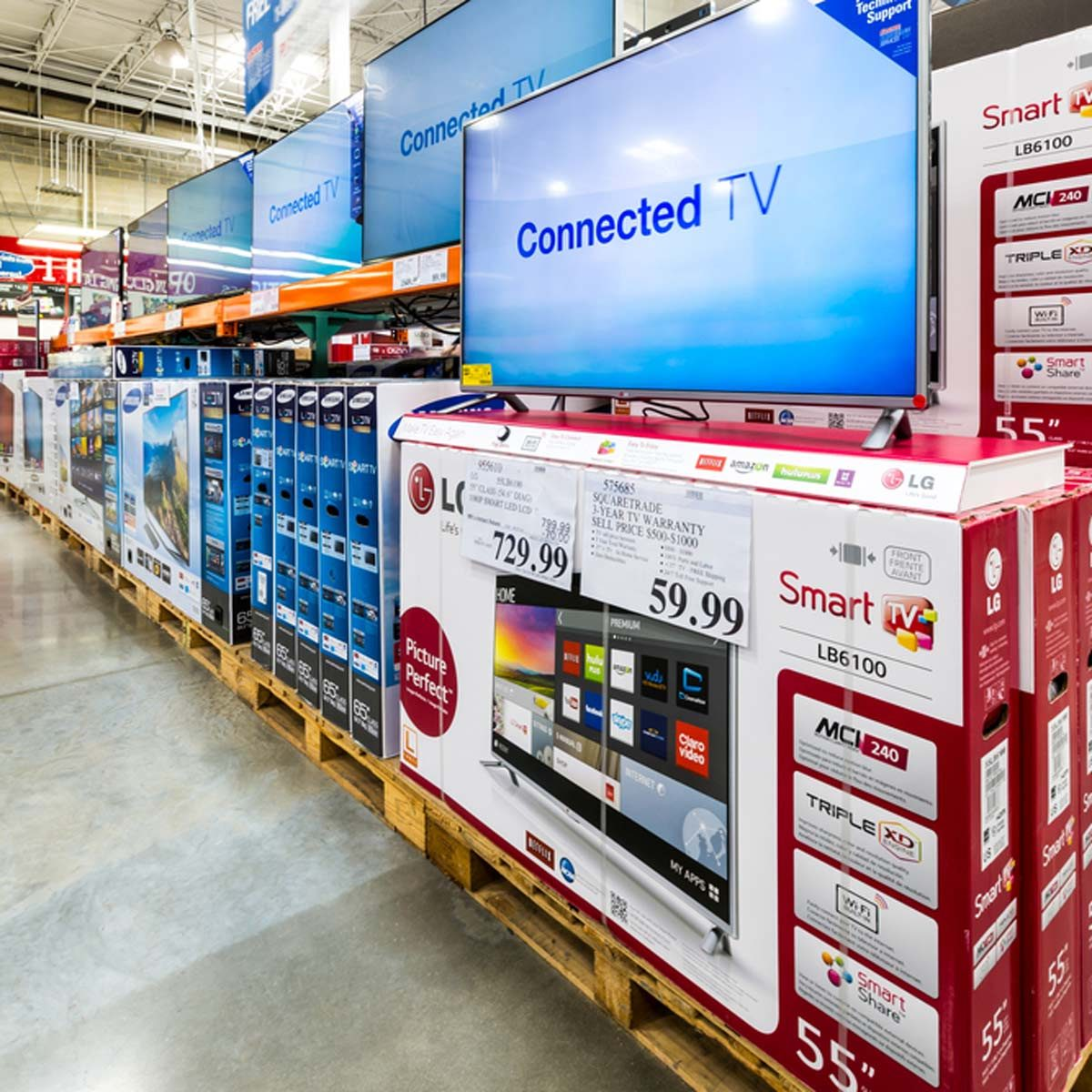 Tv At Costco Canada 12 Things Costco Employees Won T Tell You The Family Handyman