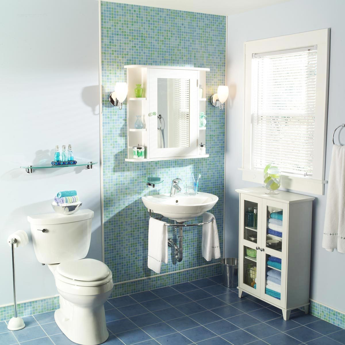 Small Bathroom Makeover 7 Before And After Bathroom Makeovers You Can Do In A Weekend