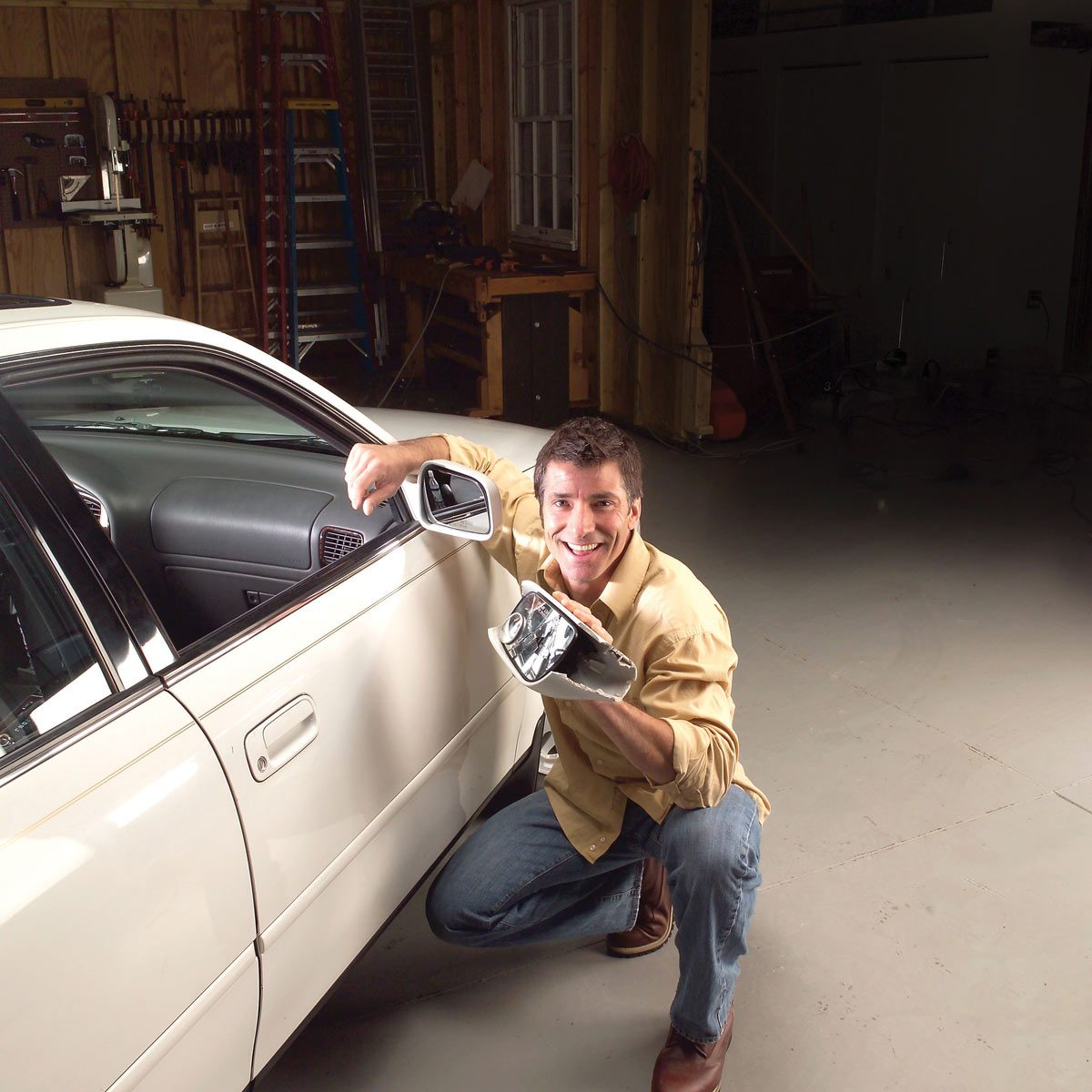 Garage Auto 95 100 Super Simple Car Repairs You Don T Need To Go To The Shop For