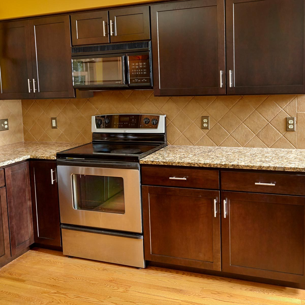 Refacing Laminate Kitchen Cabinets Cabinet Refacing The Family Handyman