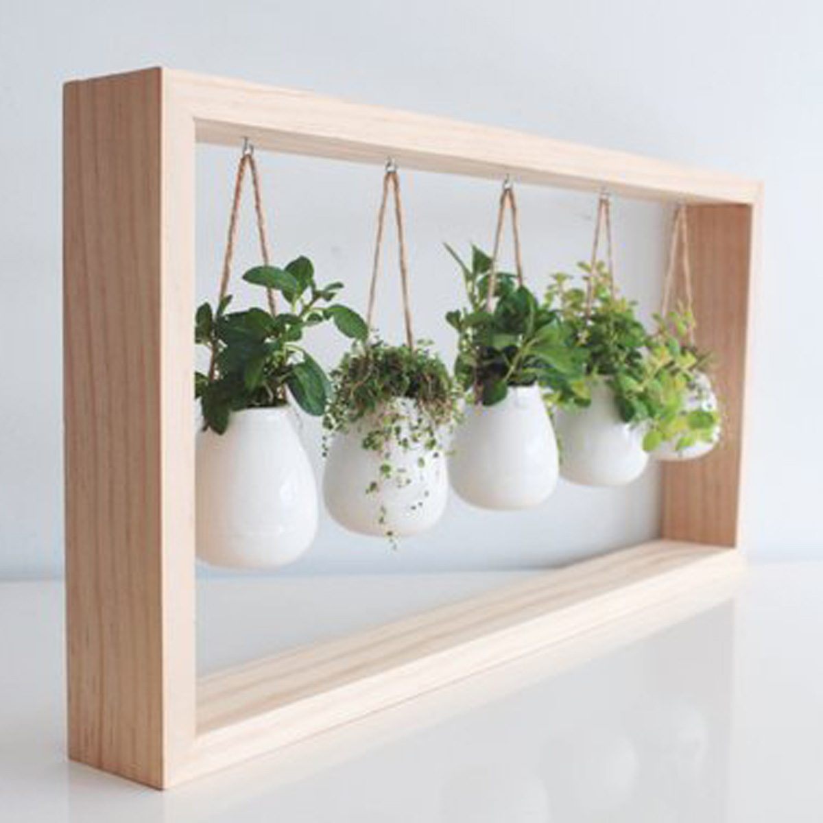 Planter For Herbs 10 Charming Indoor Herb Garden Planters Family Handyman