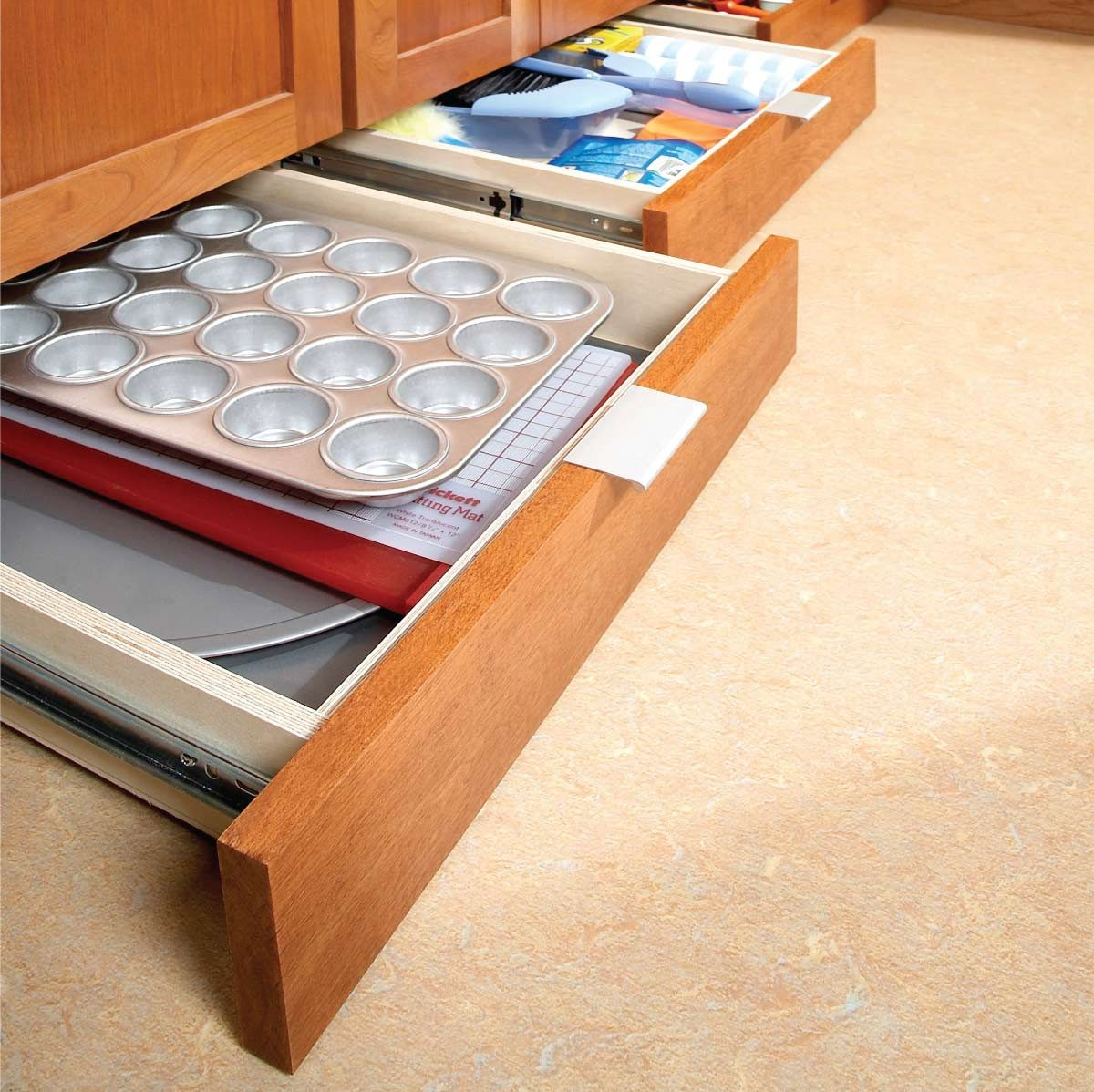 Ikea Metod Bank How To Build Under Cabinet Drawers Increase Kitchen
