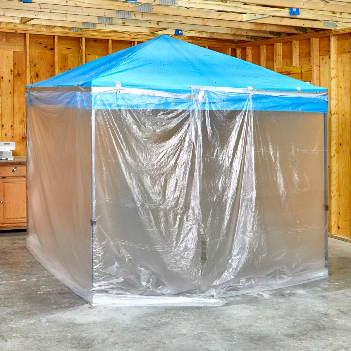 Easy And Roomy Diy Paint Booth Family Handyman