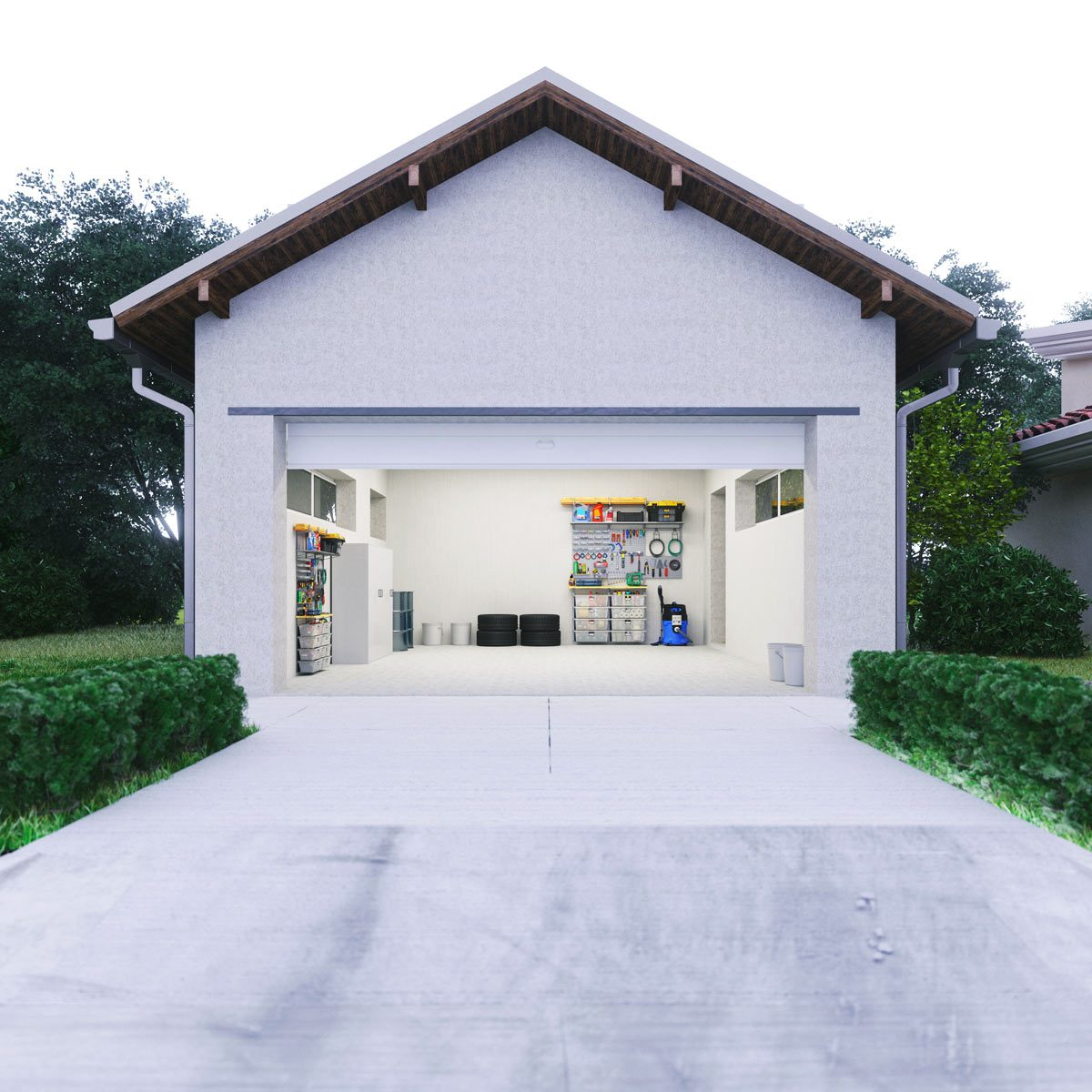 8 Garage Paint Ideas To Consider Inside And Out Family Handyman