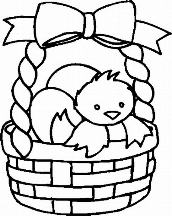 Egg München Easter Holiday Coloring Pages For Kids - Family Holiday