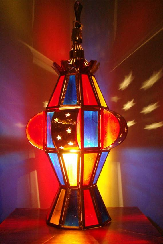 Door Designs With Net The Origins Of The Ramadan Lantern -fanous- Of Egypt And