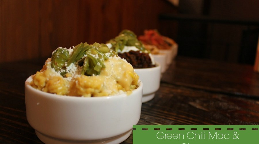 Green Chili Mac & Cheese Recipe for Father's Day