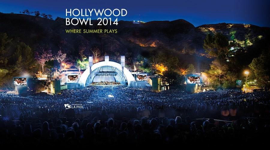 Conciertos at the Hollywood Bowl: Summer Series