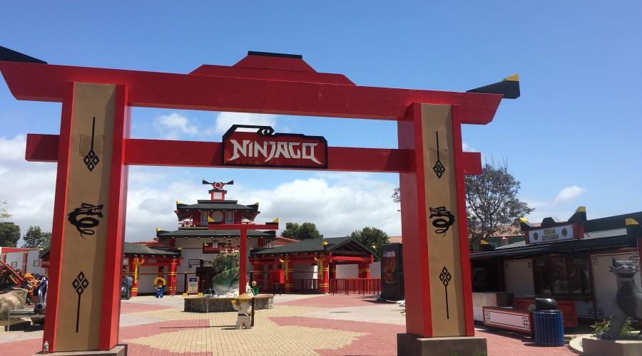 Ninjago World Opens at Legoland