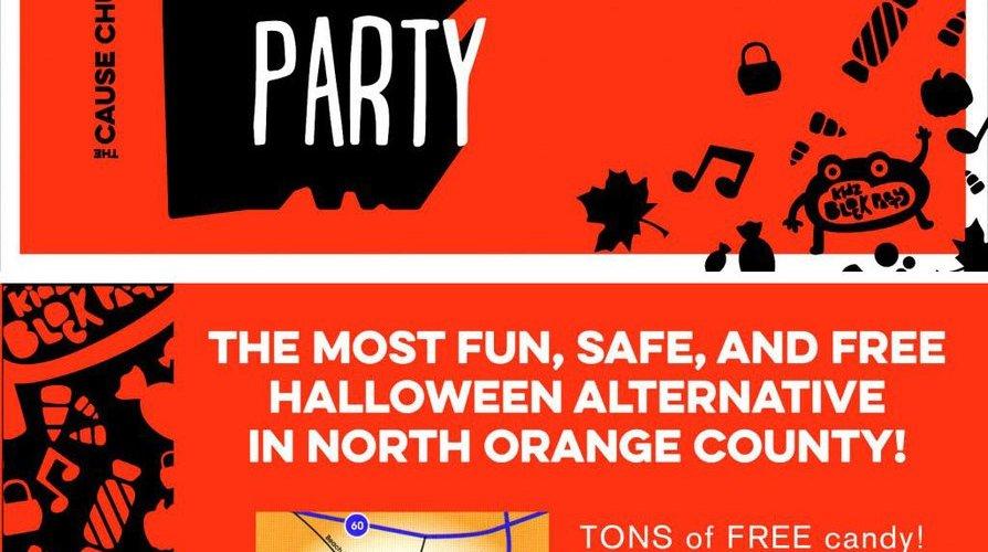 Best 2016 Family Halloween Alternative Event in North Orange County