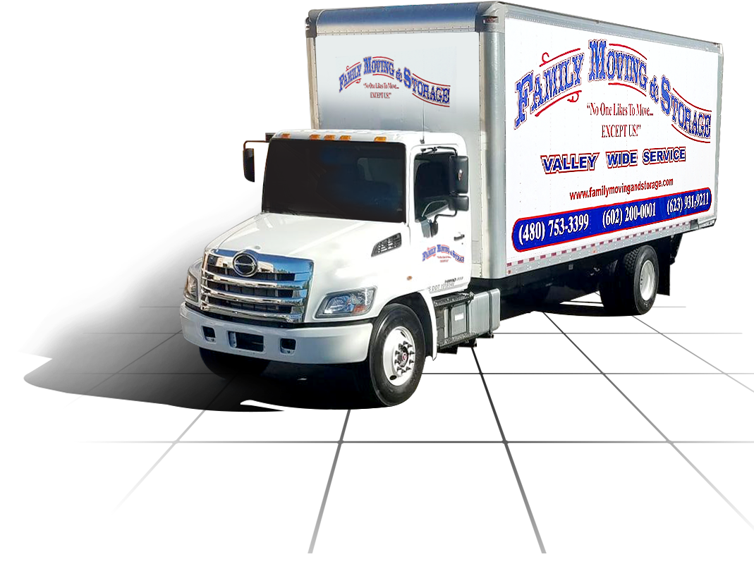 Peoria Storage Quality Movers Peoria Az Best Moving Company Peoria