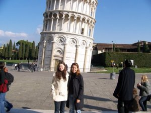 Tower.  Pisa, Italy.