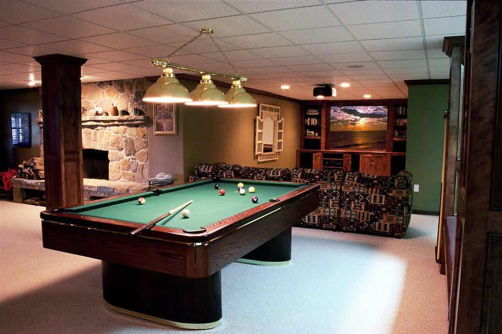 Pool Tables Family Recreation Centre
