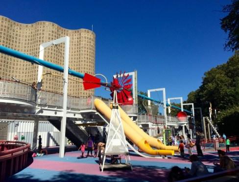 New York Hall of Science, playground