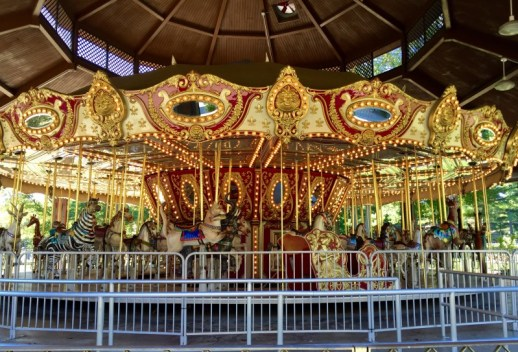 Van Saun Park, Millennium Carousel