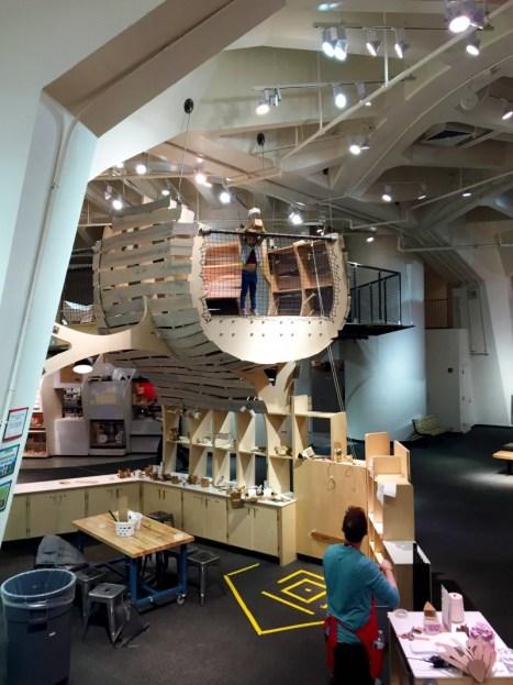 New York Hall of Science - Design Lab