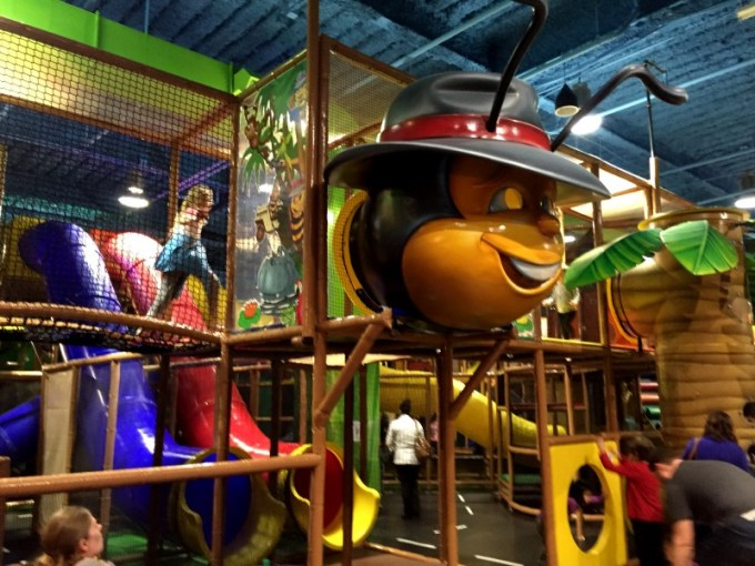Billy Beez play arena, Palisades Mall