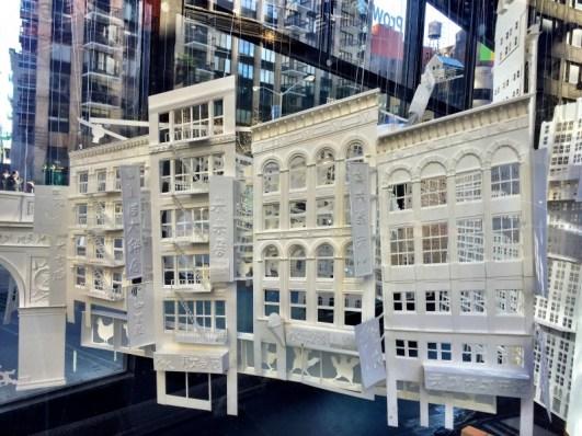 Constructing Manhattan from the Razor's Edge - Flatiron NYC