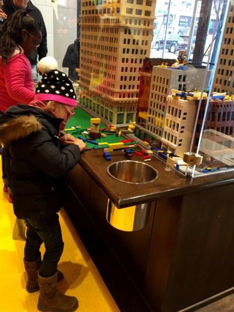 LEGO, Flatiron NYC