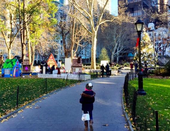 Gingerbread Blvd, Madison Square Park