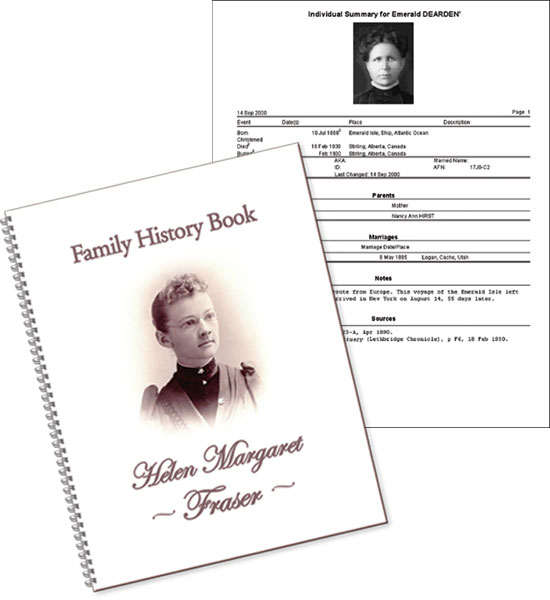 Family Tree Heritage Platinum 8 - Build Your Family Tree Share Your