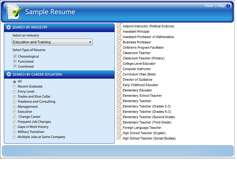 ResumeMaker® Ultimate 6 - Powerful Tools to Land Your Dream Job!