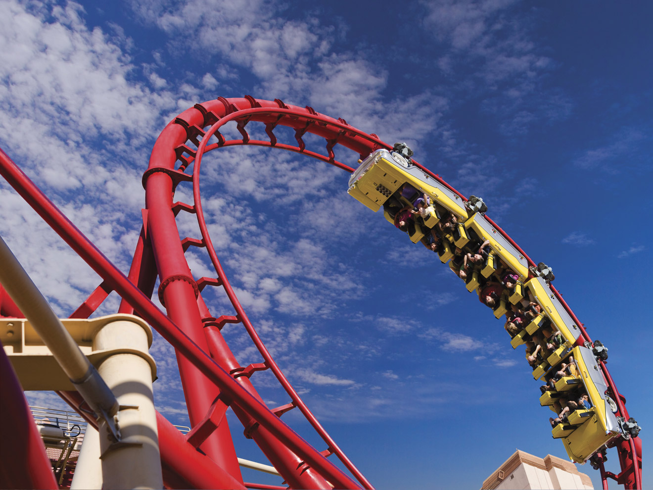 Large Coasters Things To Do With Kids In Las Vegas Family Vacation Hub