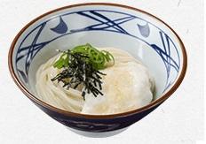 丸亀製麺、とろろ醤油うどん