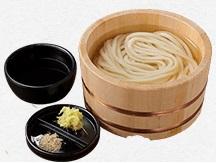 丸亀製麺、釜揚げうどん
