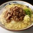 丸亀製麺 肉たまあんかけうどん