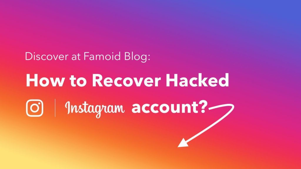 How To Recover A Hacked Instagram Account - 2019 Updated