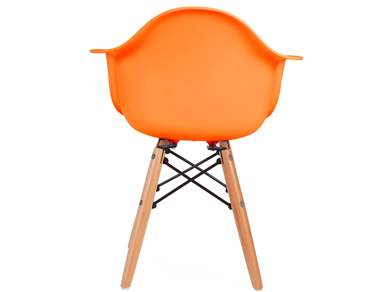 Eames Daw Chair Kids Chair Eames Daw Kids - Orange