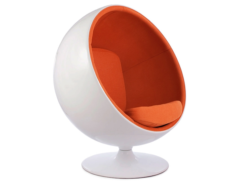 Ball Sessel Eero Aarnio Orange