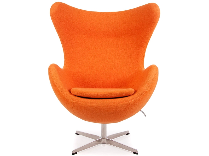 Egg Sessel Arne Jacobsen Orange