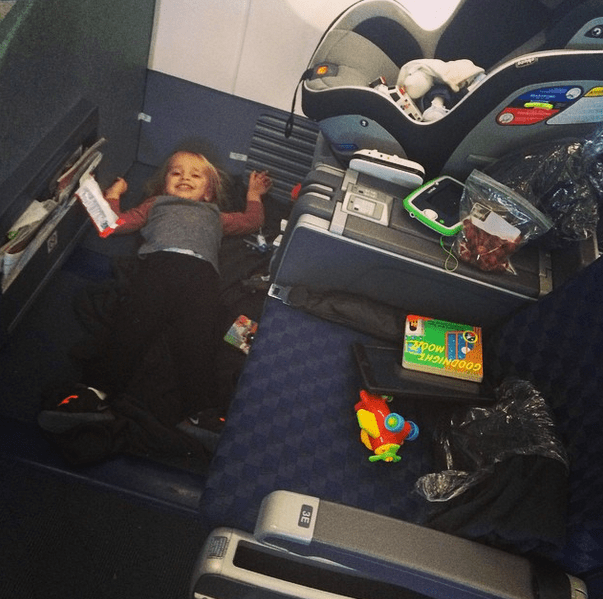 Baby Chicco Car Seat Giuliana Rancic 39;s Car Seat On The Airplane
