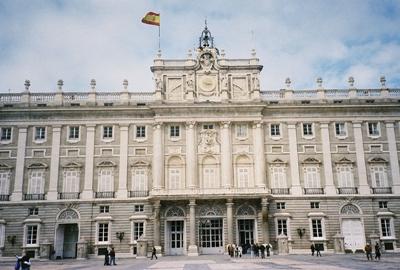 Palace of Madrid 400