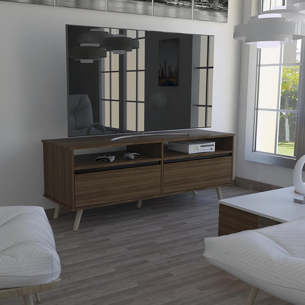 Mueble Estilo Mueble De Tv Almeria Estilo Contemporaneo En Color