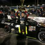 John Hunter Nemechek at 8:35 pm ET Photo - Courtesy of NEMCO Motorsports