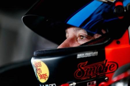 Tony Stewart at Daytona International Speedway in February 2015. Photo - Jerry Markland/Getty Images