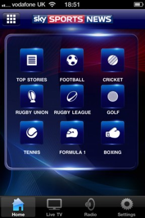 Top 5 Apps Every European Sports Fan Should Have