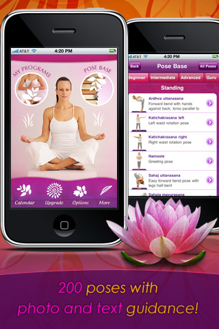 YOGA Free 200 Poses Yoga Classes