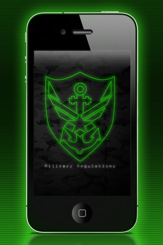 Us Military Regulations iPhone App review