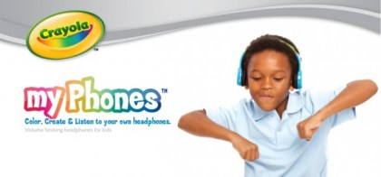 Griffin and Crayola release Kid-friendly iPod accessories