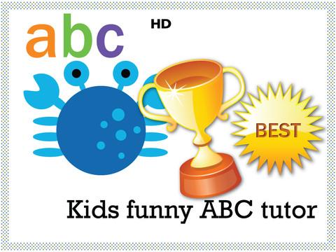 ABC Kids Funny Tutor iPad App Review
