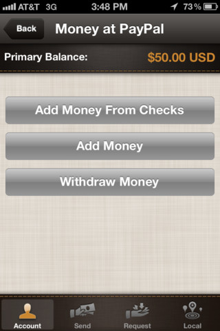 Paypal iPhone App Review